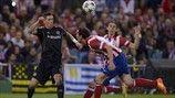 Fernando Torres luchó sin descanso en busca de ocasiones para marcar goles para el Chelsea