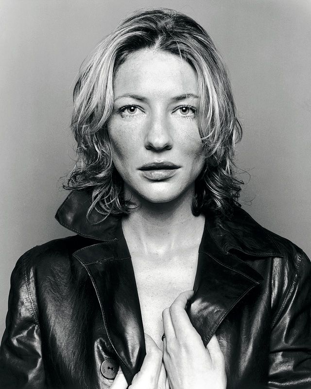 Cate Blanchett by Rankin
