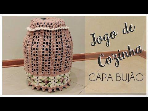 JOGO DE COZINHA -CAPA BUJÃO/DIANE GONÇALVES - YouTube