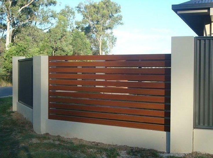 diy timber fence designs. aluminium horizontal slat fencing - go fencing, diy glass pool brisbane, queensland, australia diy timber fence designs y