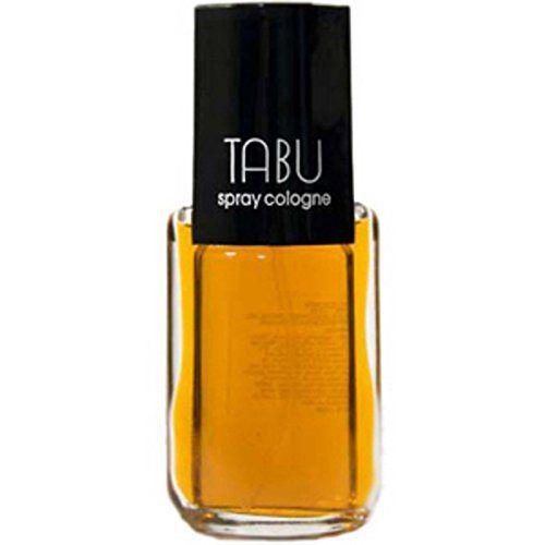 Dana Tabu Eau de Cologne Spray for Women, 2.3 Ounce - http://www.theperfume.org/dana-tabu-eau-de-cologne-spray-for-women-2-3-ounce/