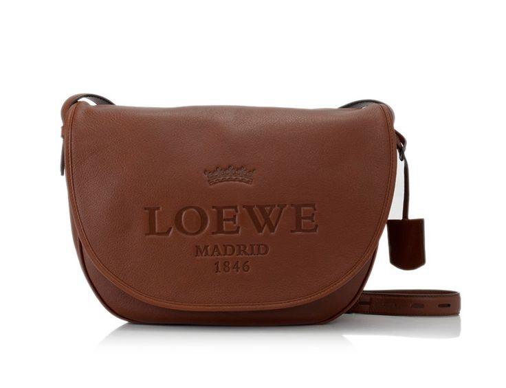 Loewe Hertitage Satchel bag