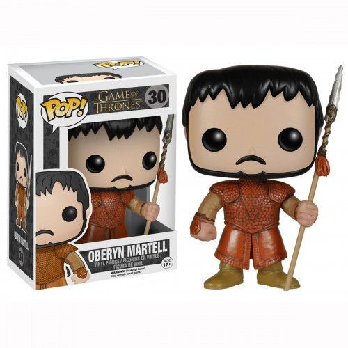Game of Thrones Oberyn Martell Pop! Vinyl