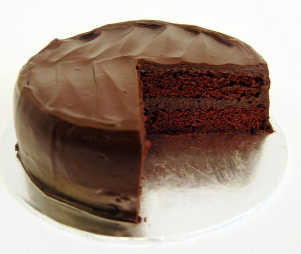 chocolate-cola cake