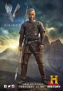 Vikingos [Vídeo] : segunda temporada / [una serie dirigida Michael Hirst (Creator), Ciaran Donnelly, Johan Renck] Q Cine 4263 http://encore.fama.us.es/iii/encore/record/C__Rb2641939?lang=spi