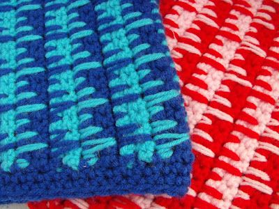 26 Best Spike Stitch Images On Pinterest Crochet Patterns
