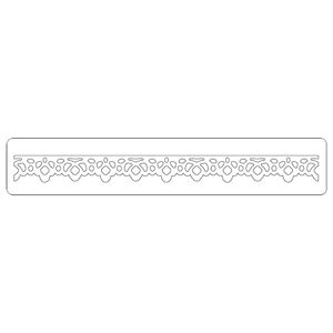 Sizzix.com - Sizzix Sizzlits Decorative Strip Die - Lace, Victorian