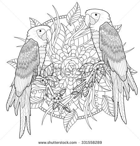1000+ images about Clipart Birds on Pinterest | Coloring ...