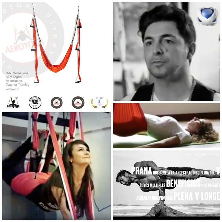 FORMACION AEROYOGA® MADRID! CLIC EN LA FOTO! AeroYoga® entra en la cadena BODYEX TV, primera y única plataforma de televisión online, dedicada íntegramente al Acondicionamiento Físico. #AEROYOGA #AERIALYOGA #AEROPILATES #WELOVEFLYING #yogaaereo #aeropilatescursos #airyoga #yoga #pilates #ejercicio #columpio #swing  #trapeze #gravity #salud #wellness #tendencias #bienestar #coaching #desarrollopersonla #clases #escuelas #aeropilatesmadrid #aeropilatesespaña #aeroyogadonosti #aeroyogabarcelona…