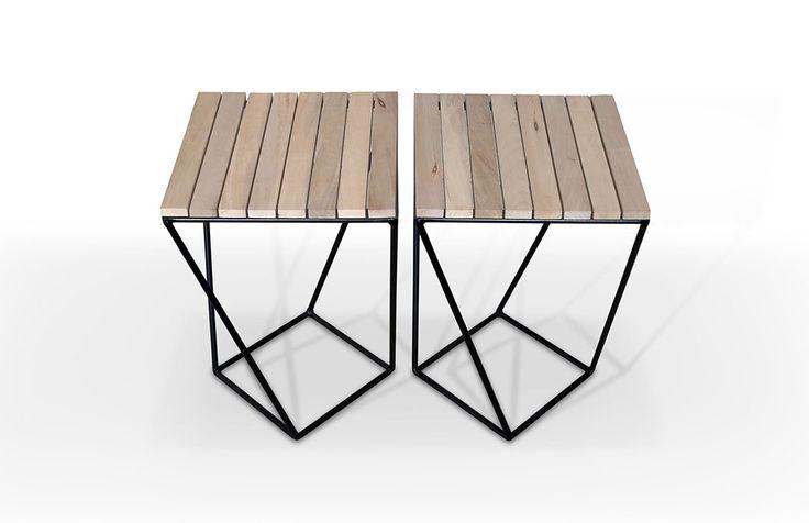 SACHA MUEBLES Muebles y objetos elaborados artesanalmente en madera y/o hierro. http://charliechoices.com/sachamuebles/