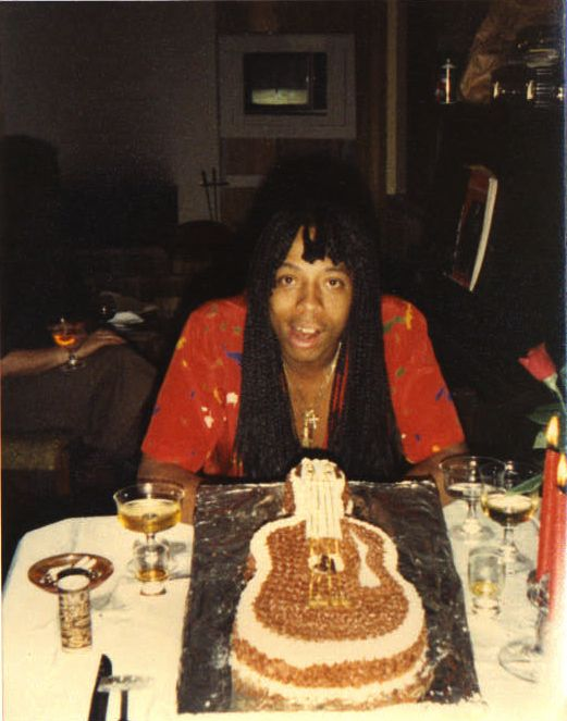 rick james junior