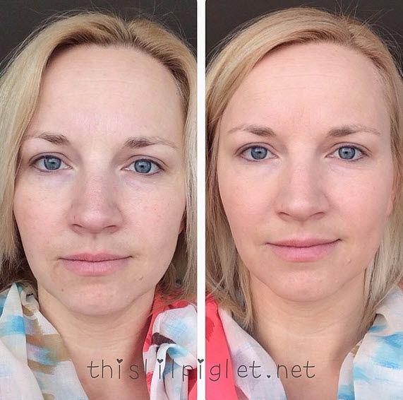 Marcelle Skin Enhancer #DDcream SPF 25
