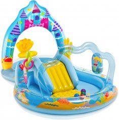 Intex Basen Królestwo Syrenek Playcenter Mermaid Kingdom | MALL.PL