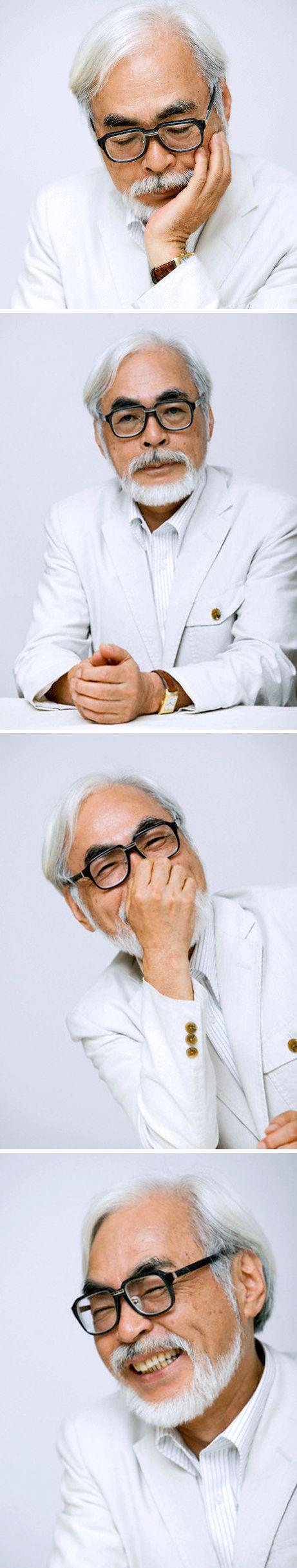 Hayao Miyazaki Japanese film director, producer, screenwriter, animator, author, and manga artist.