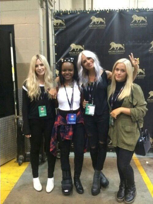 Lottie with Lou and Gemma