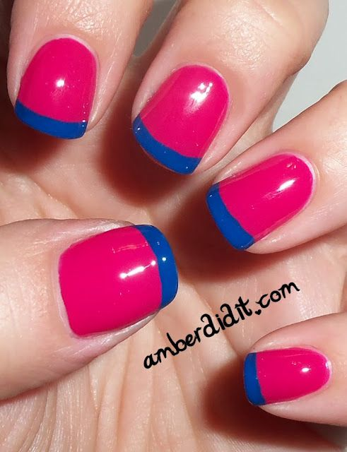 1000 Ideas About French Nail Polish On Pinterest French