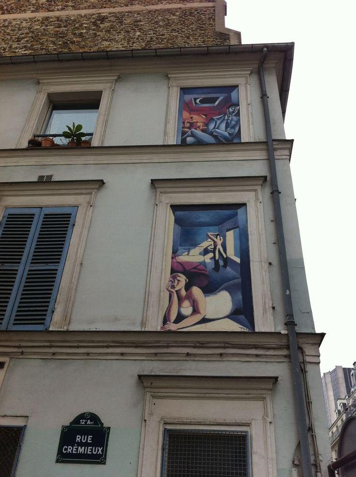 Rue Crèmieux, Paris XII