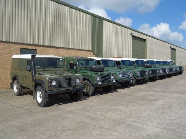 Land Rover Defender 110 300TDi