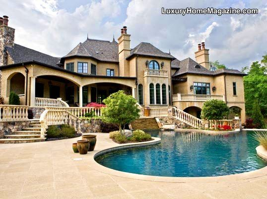 125 Best Images About Dream Homes French Country On Pinterest French Country House Plans