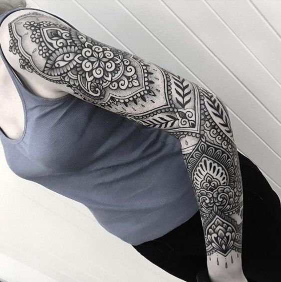 50 Excellent Tattoo Sleeves That Are Tremendous Beautiful