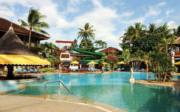 Club 4* au sud de Bali