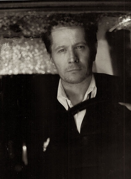 Gary Oldman (1958) - English screen and stage actor, filmmaker and musician. Very Underrated Actor - Brilliant
