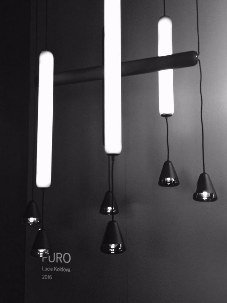Brokis - Lights - Interior - Design.  PURO by Lucie Koldova   Visit us at @Interieur_be  ! Hall 4, Stand 442 Kortrijk Xpo, Belgium 14-23 October 2016