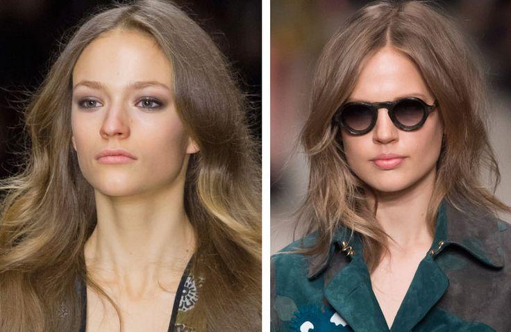 Η Μόδα στα Ξανθά Χρώματα Μαλλιών από τις Πασαρέλες- Φθινόπωρο Χειμώνας 2015-16   Woman Oclock