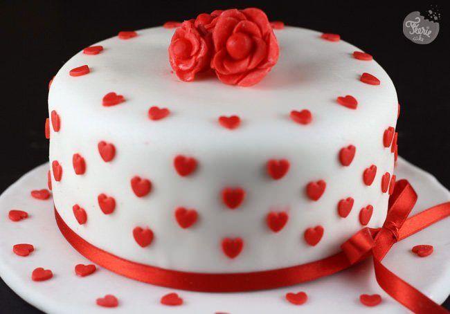 Gâteaux en pâte à sucre - Blog de Féerie Cake  Red Velvet