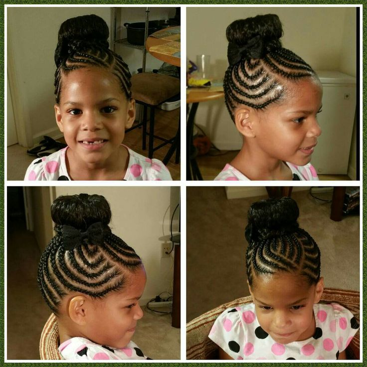 Baby Hair Braiding Styles 104 Best Kid Hairstyles Images On Pinterest  African Hairstyles .