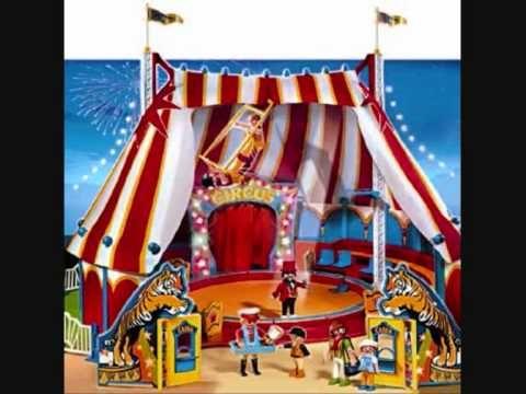 In het circus