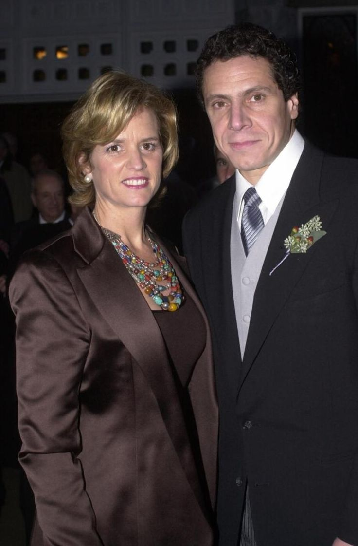 Kerry Kennedy & Mario Cuomo