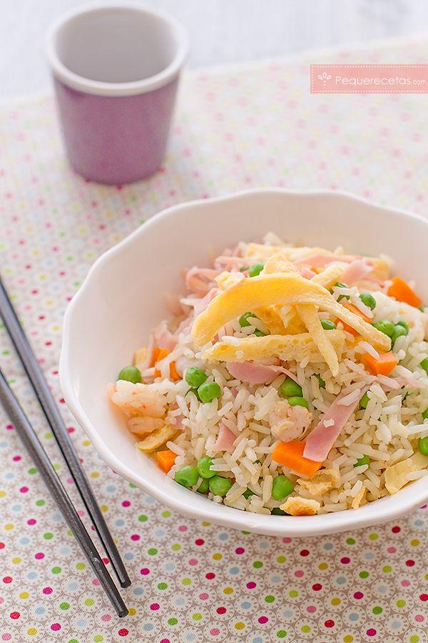 31 best images about recetas de arroz on pinterest for Cocinar arroz 3 delicias