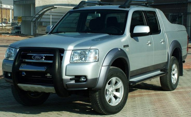 Ford Ranger Fullbox
