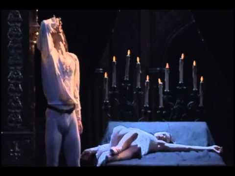 Final scene of the ballet, Romeo and Juliet, by Prokofiev. The music when Juliet awakens is especially lovely.