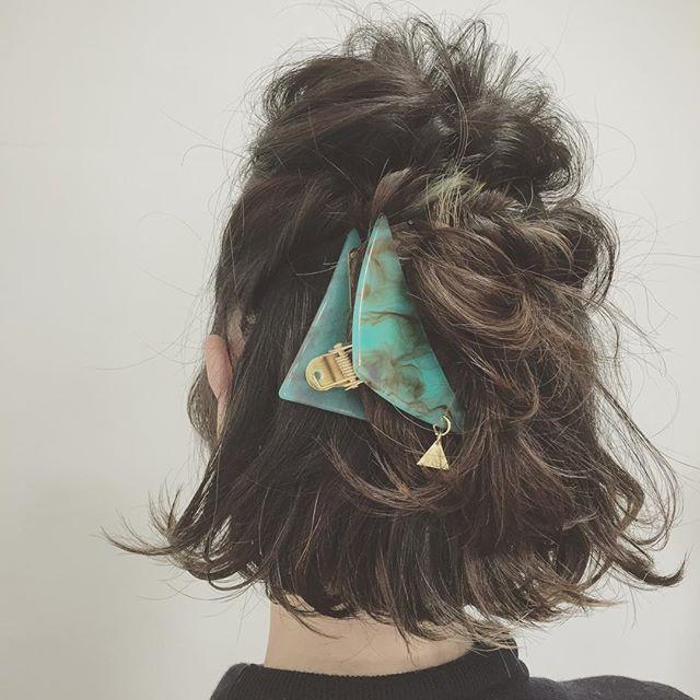 大人もヘアアクセで遊びましょ♡アラサー女子向け髪遊びカタログ - Locari(ロカリ)