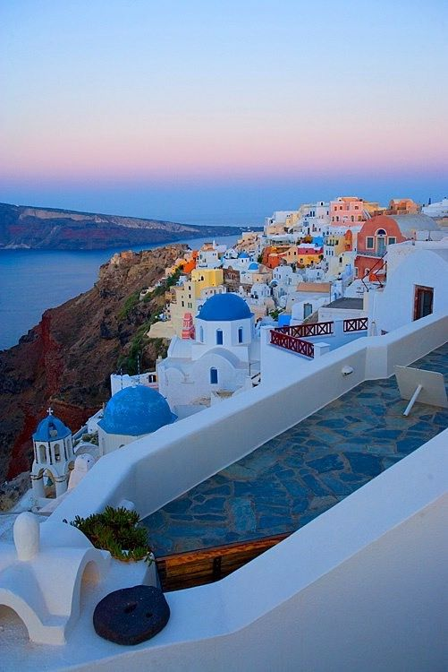 Santorini Greece - Plan your next Private Yacht Charter with NJ Yacht Charters! www.njcharters.com