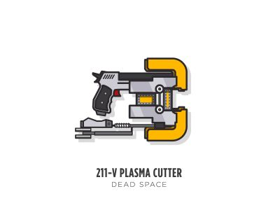 Video Game Guns - Created by Michael Lanning