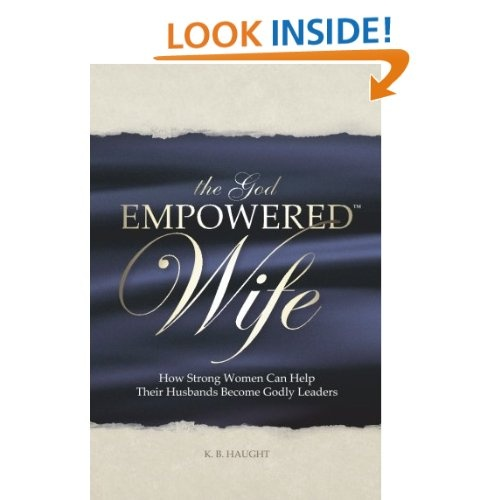 This book completely changed my marriage!  I HIGHLY recommend it!