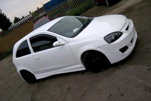 #SouthwestEngines Modified Vauxhall Corsa Sxi 2002