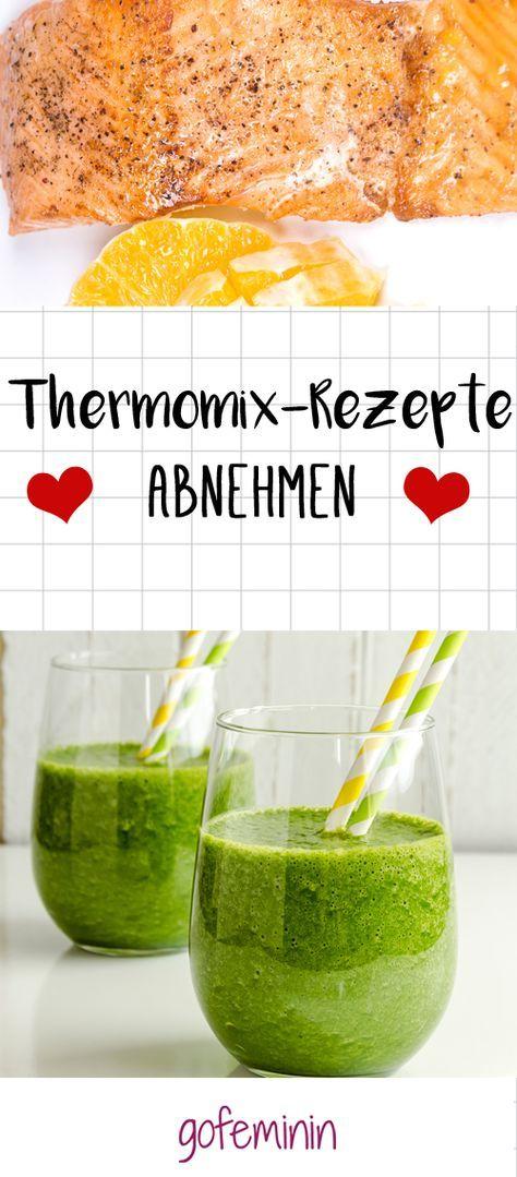 Im neuen Jahr ganz locker ein paar Kilos verlieren. Das klappt schnell und einfach mit leckeren Rezepten aus dem Thermomix.