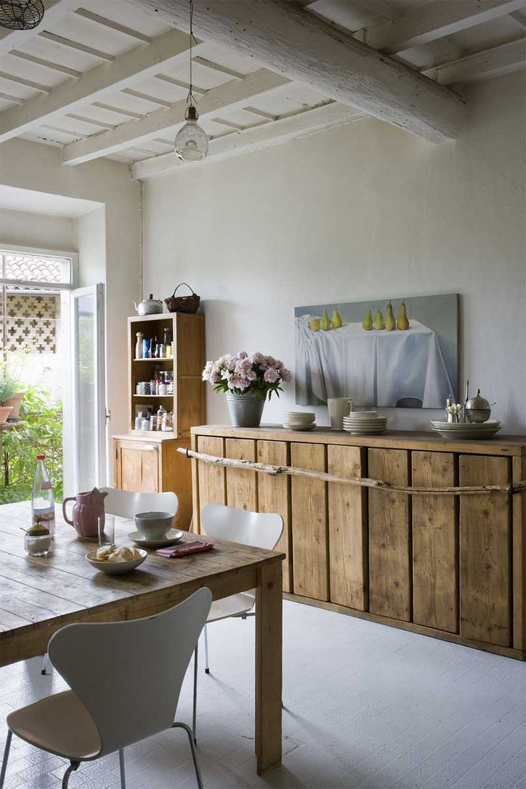 Love the cupboard doors.