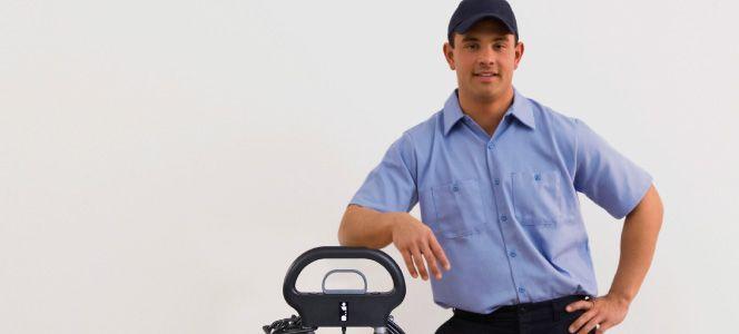 Pro profesionální úklid- Lux International