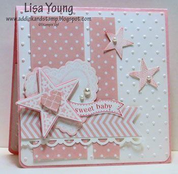 25+ Best Ideas about Baby Girl Cards on Pinterest | Baby ...