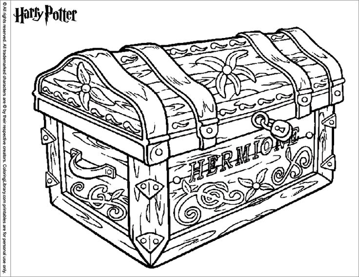 1424 best Harry Potter images on Pinterest 14th birthday party - best of coloring pages harry potter free