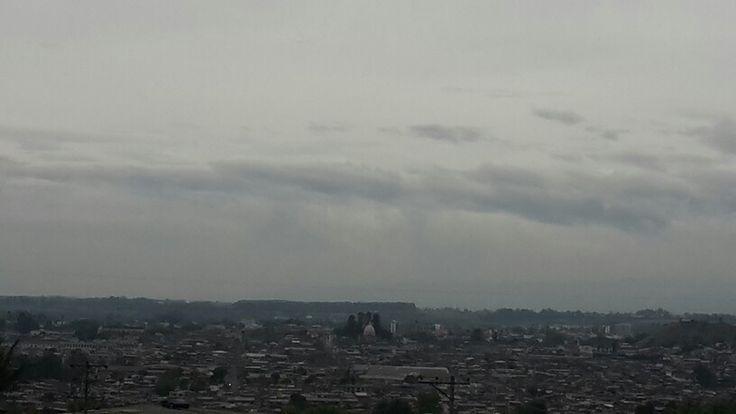 Vista Panorámica de Popayán