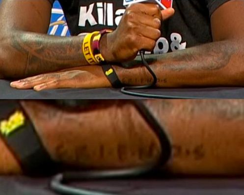 kyrie irving friends tattoo - Google Search