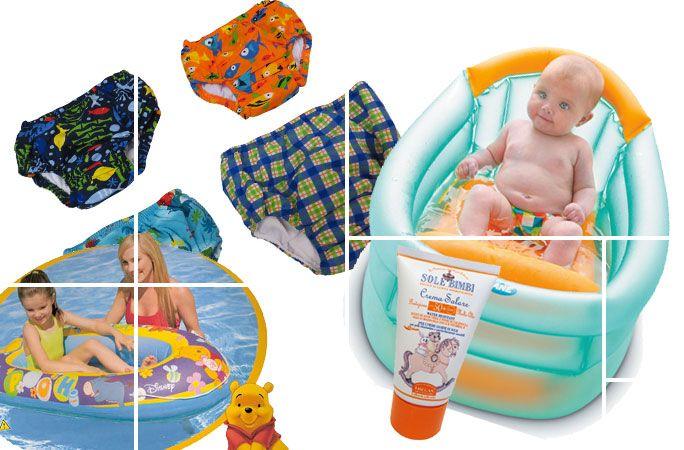 COSA SERVE ALLA MAMMA PER IL SUO BAMBINO IN SPIAGGIA! http://ndgz.it/spiagge-per-bambini