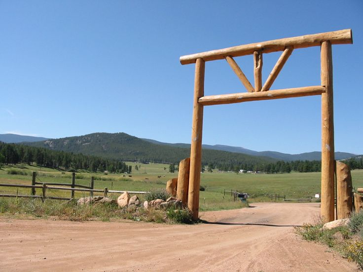 17 Best Images About Pole Gates On Pinterest Montana