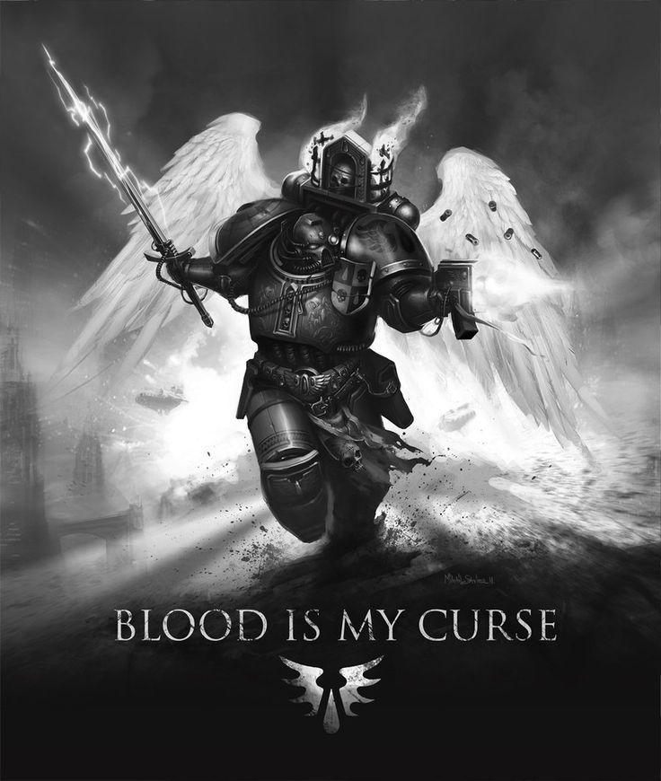 Warhammer 40k Blood Angels: 25 Best Blood Angels Artwork (Warhammer 40k) Images On